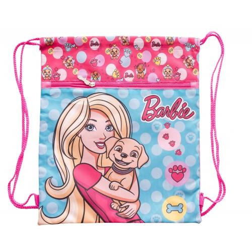 Сумка для обуви SB-01 Barbie mint,40*35 553603