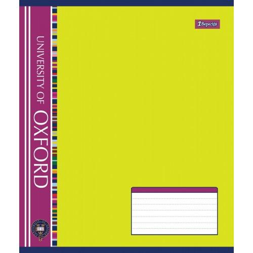 А5/18 кл. 1В OXFORD Фоновая -17 тетрадь ученич. 795089