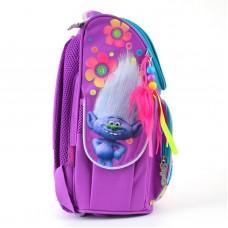 Рюкзак школьный каркасный 1 Вересня H-11 Trolls, 34*26*14