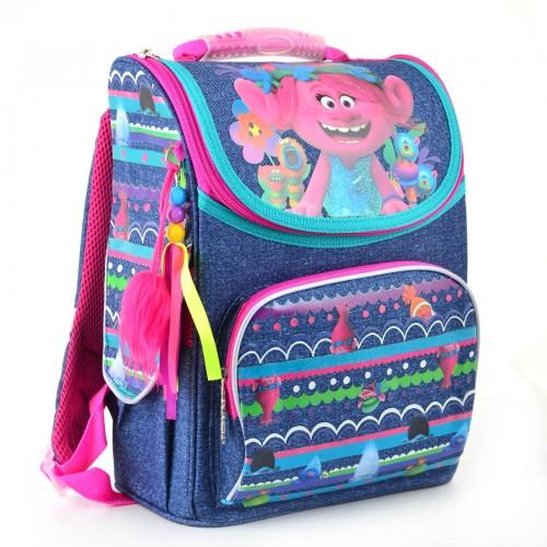 Рюкзак школьный каркасный 1 Вересня H-11 Trolls, 34*26*14 553405