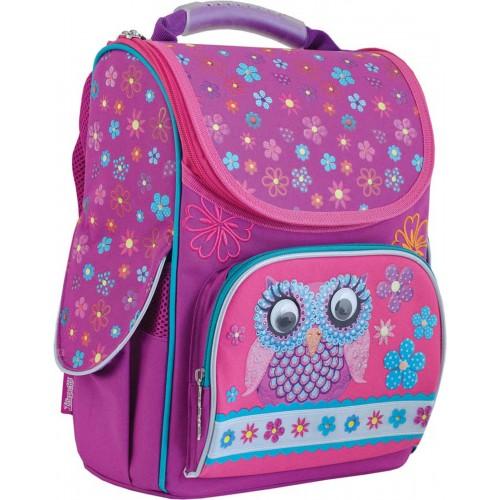 Рюкзак школьный каркасный 1 Вересня H-11 Owl yes, 34*26*14 553281