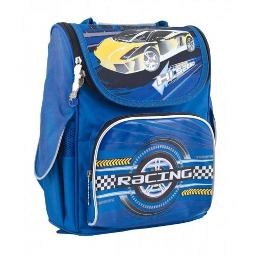 Рюкзак школьный каркасный 1 Вересня H-11 High Speed, 34*26*14 553300