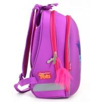 Рюкзак школьный каркасный 1 Вересня H-12 Trolls, 38*29*15