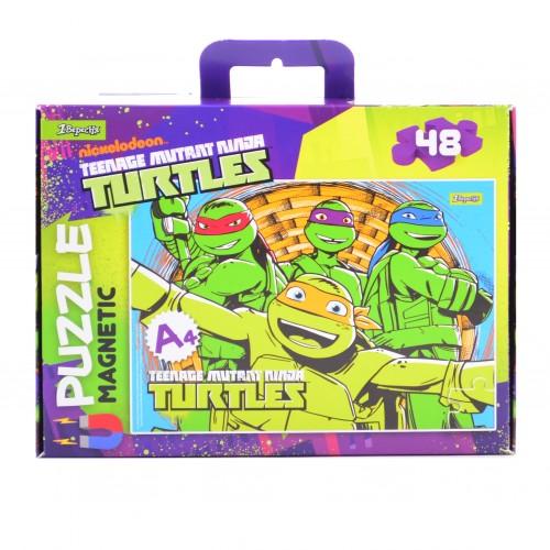 "Пазл магнитный А4 ""Ninja Turtles"" 953550"