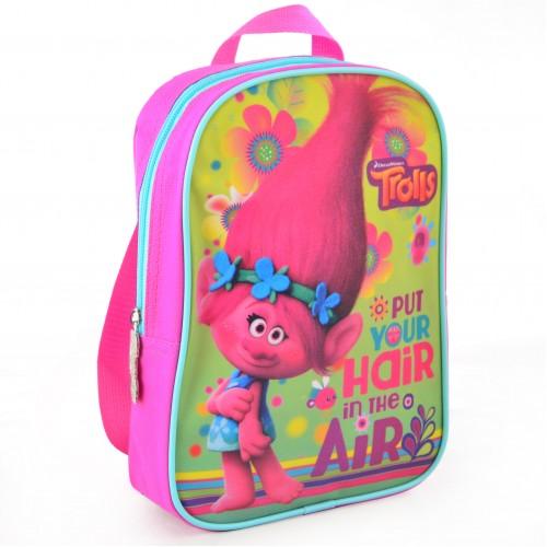 Рюкзак детский 1 Вересня K-18 Trolls, 24.5*17*6 554736