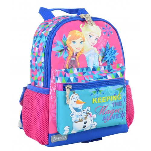 Рюкзак детский 1 Вересня K-16 Frozen, 22.5*18.5*9.5 554754