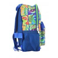 Рюкзак детский 1 Вересня K-16 Turtles, 22.5*18.5*9.5