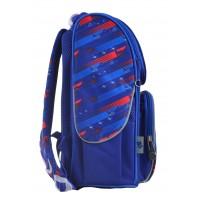 Рюкзак школьный каркасный 1 Вересня H-11 Formula-race, 33.5*26*13.5