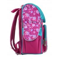 Рюкзак школьный каркасный 1 Вересня H-11 Sofia rose, 33.5*26*13.5