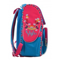 Рюкзак школьный каркасный 1 Вересня H-11 Winx mint, 33.5*26*13.5