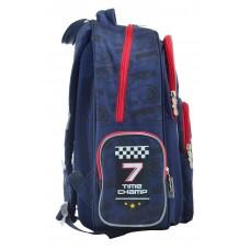 Рюкзак школьный 1 Вересня S-25 Cars, 36*28*12.5