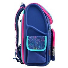 Рюкзак школьный каркасный 1Вересня  H-17 MTY, 34.5*28*13.5