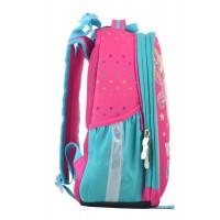 Рюкзак школьный каркасный 1 Вересня H-25 Unicorn, 35*26*16