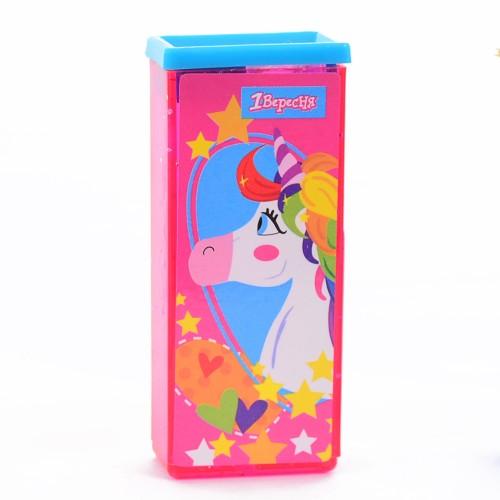 """Точилка прямоугольная """"Magic unicorn"""" 620375"""