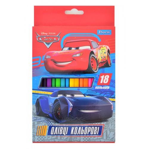 """Карандаши 18 цв. """"Cars"""" 290462"""