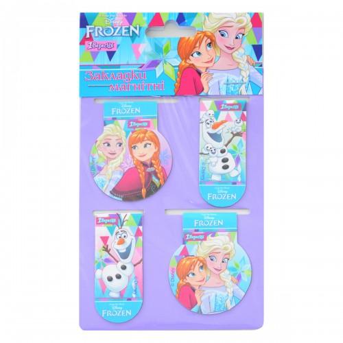 """Закладки магнитные """"Frozen"""" 706383"""