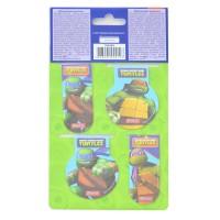 """Закладки магнитные """"Ninja Turtles"""""""