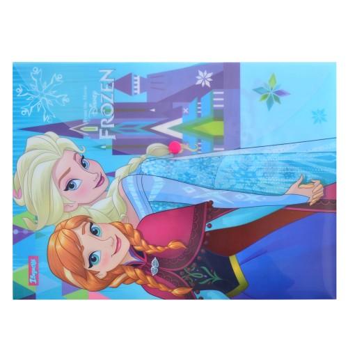 "Папка-конверт на кнопке А4 ""Frozen"" 491333"