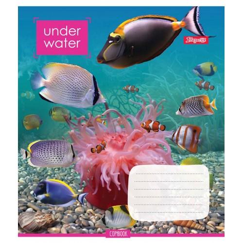 А5/18 кл. 1В Under Water, тетрадь ученич. 762285