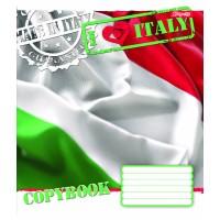 А5/18 кл. 1В Flags-2018, тетрадь ученич.