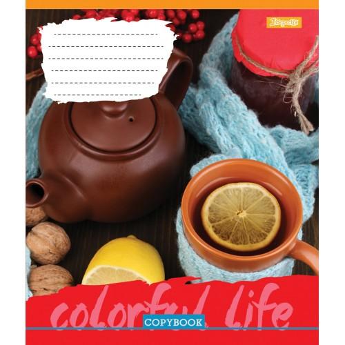 А5/18 кл. 1В Colorful Life, тетрадь ученич. 762327