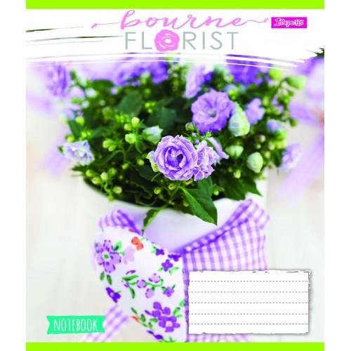 А5/18 кл. 1В Florist, тетрадь ученич. 762345