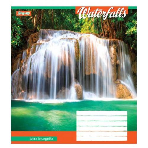 А5/48 кл. 1В Waterfalls-2018, тетрадь ученич 762676