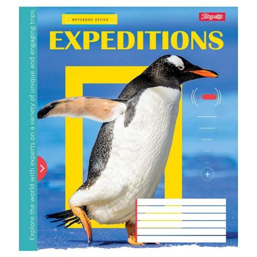 А5/96 кл. 1В Expeditions, тетрадь ученич. 762846