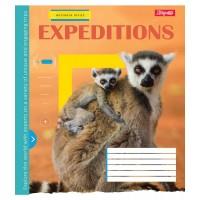 А5/96 лин. 1В Expeditions, тетрадь ученич.