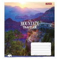 А5/48 лин. 1В Mountain traveler, тетрадь ученич