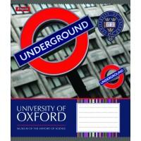 А5/18 кл. 1В Oxford Emotions, тетрадь ученич.