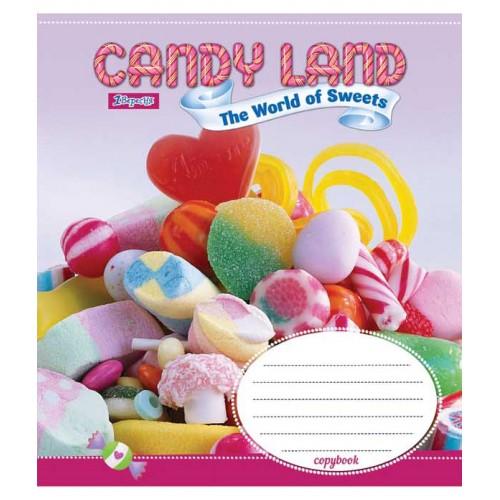 А5/96 кл. 1В Candyland, тетрадь ученич. 762848
