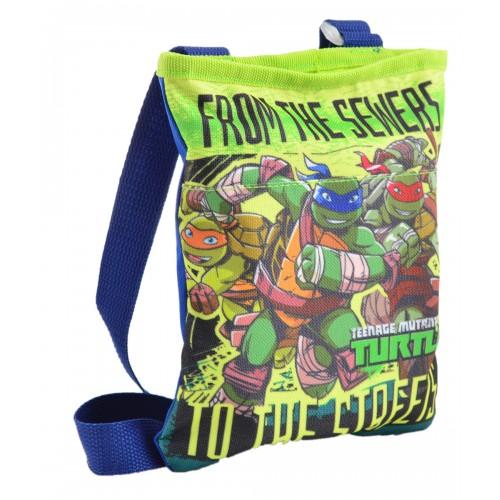 Сумка  детская 1 Вересня Turtles, 21*18 555082