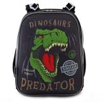 Рюкзак школьный каркасный 1 Вересня H-12-2 Dinosaurs, 38*29*15