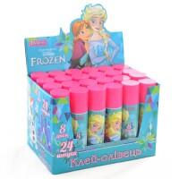 "Клей-карандаш 8г, PVA ""Frozen"""