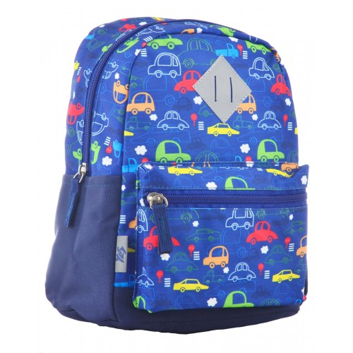 Рюкзак детский 1 Вересня K-19 Cars, 24.5*20*11 555310