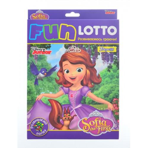"""Игровой набор """"Funny loto"""" """"Sofia"""" 953669"""