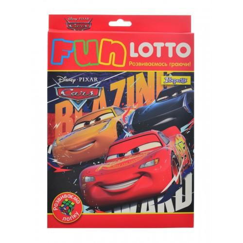 """Игровой набор """"Funny loto"""" """"Cars"""" 953671"""
