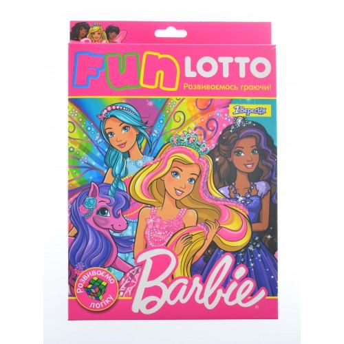 """Игровой набор """"Funny loto"""" """"Barbie"""" 953691"""