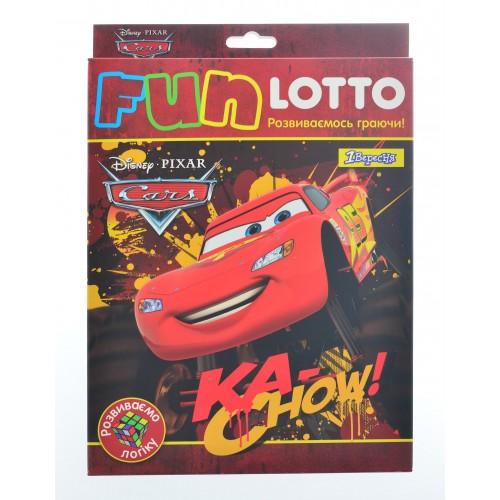 """Игровой набор """"Funny loto"""" """"Cars bigfoot"""" 953693"""