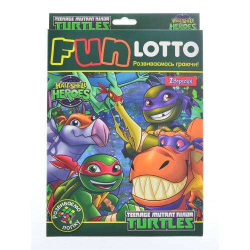 """Игровой набор """"Funny loto"""" """"TMNT Dino"""" 953695"""