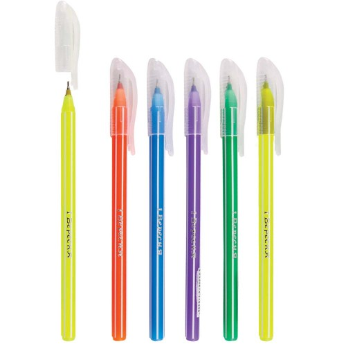 """Ручка 1Вересня шар/масл """"Smartline """" синяя 411034"""