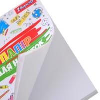 Бумага д/заметок белая , 104*145мм 80л 100г/м2