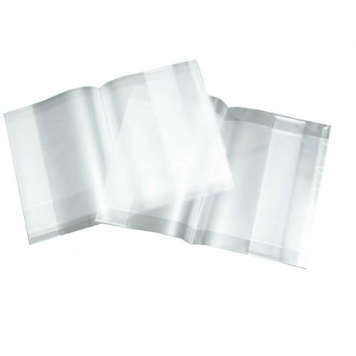 Обложка для книг PVC (24,5см*47см), с одност. фиксат.80 мкм, матов. 910632