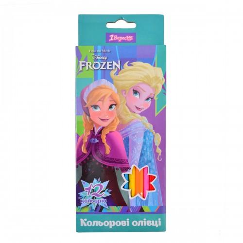 """Карандаши 12 цв. """"Frozen"""" 290539"""