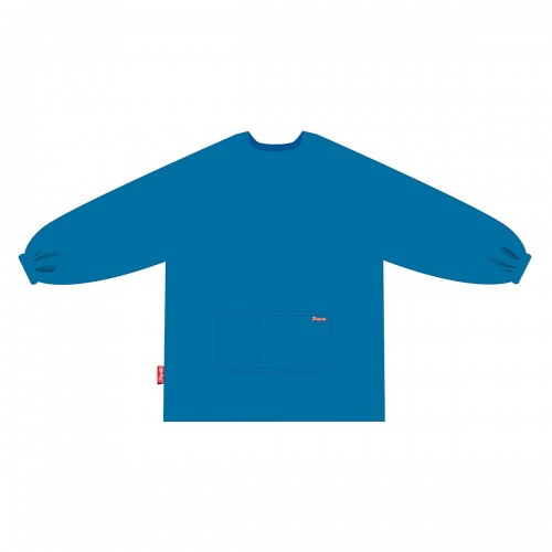 Фартук-накидка для творчества 1Вересня с рукавами, для мальчиков, размер M 310855