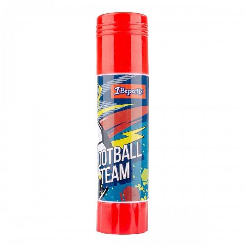 "Клей-карандаш 1Вересня, 8г, PVA ""Team football"" 320248"