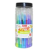 """Ручка 1Вересня шар/масл """"Radium"""" синяя"""