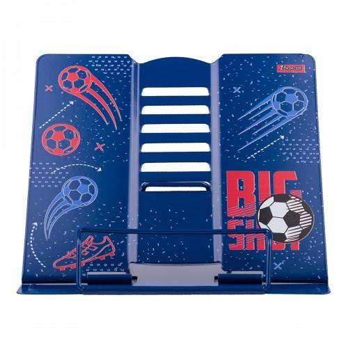 """Подставка для книг 1Вересня """"Football.Big Shot"""" металлическая 470439"""