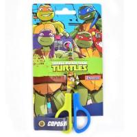 """Ножницы с принтом на лезвии """"Ninja Turtles"""""""